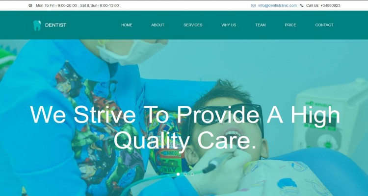 Medico - Medical and Health Responsive Template